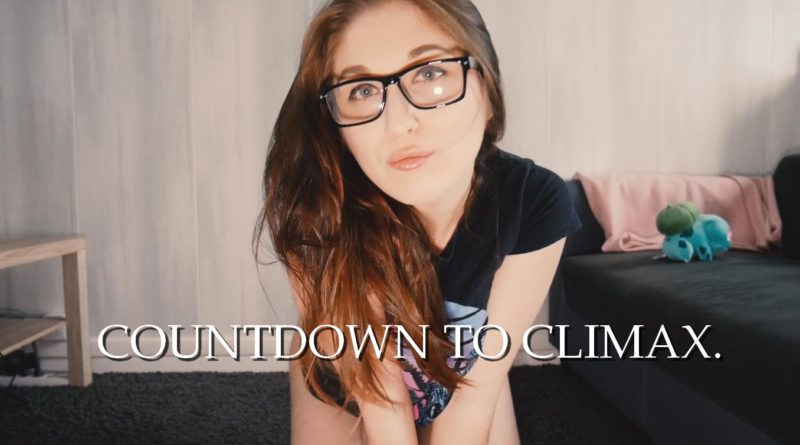 GFE JOI – Countdown to climax.