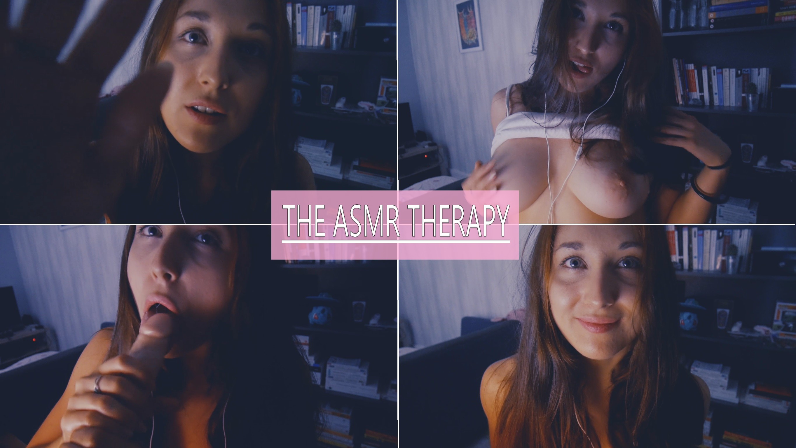 ASMR RP – The ASMR Therapy.