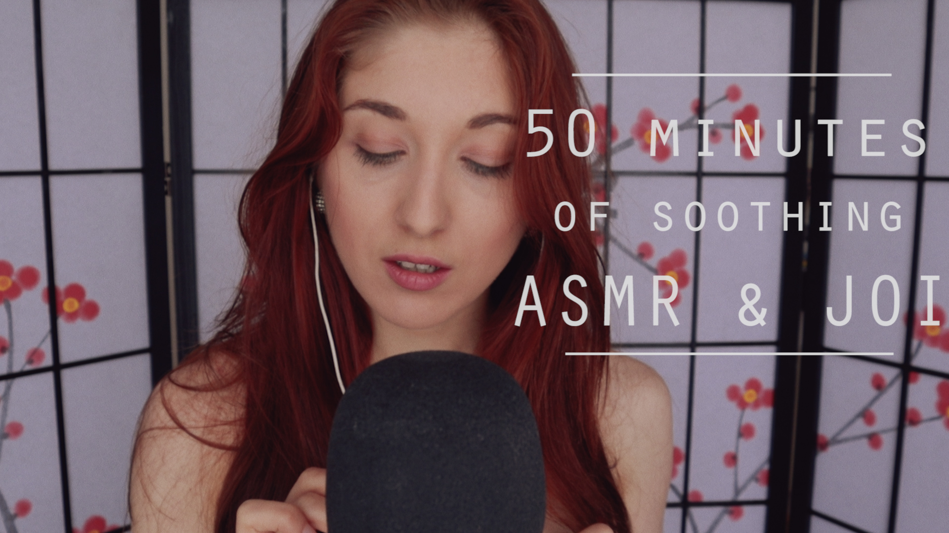 50 Minutes Of Soothing ASMR & JOI [Heart Coherence].
