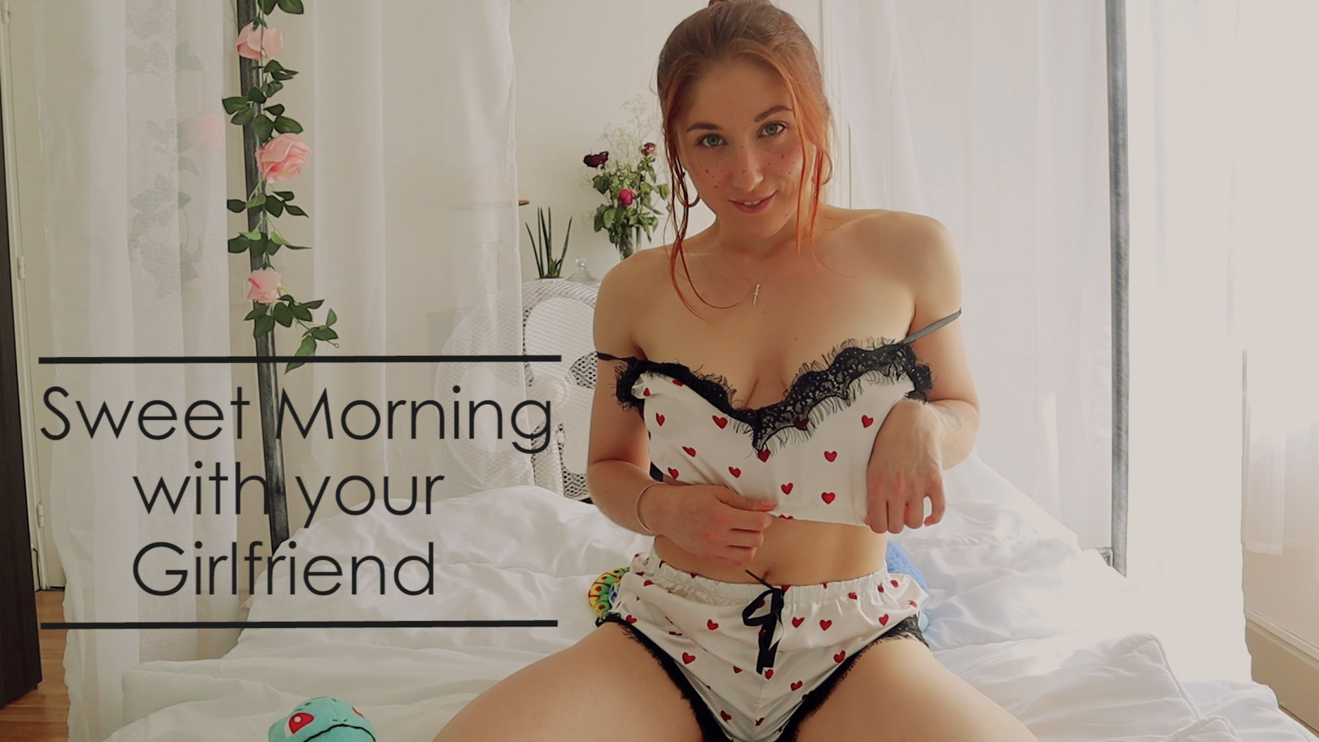 VIRTUAL SEX-Sweet Morning With Your GF.