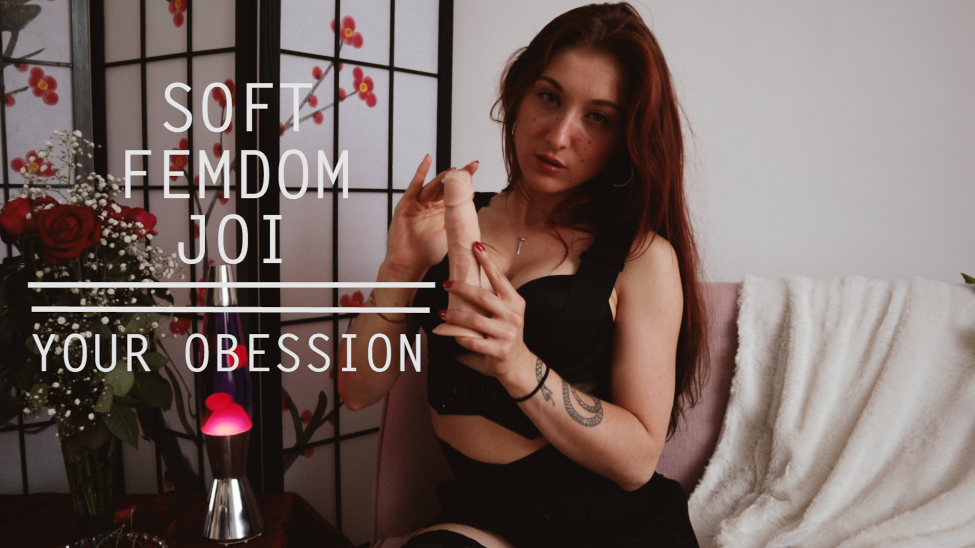 SOFTDOM EDGING JOI - Your Obsession.